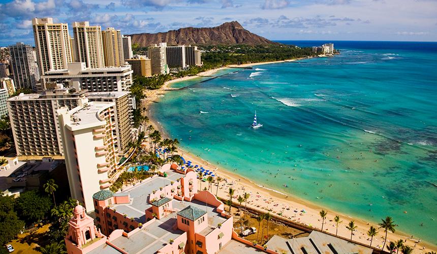 Waikiki Beach - ON SPECIAL