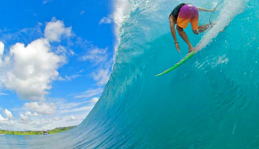 Aloita Resort & Spa - SURFING: INDONESIA - MENTAWAI ISLANDS - A perfect getaway for surfers