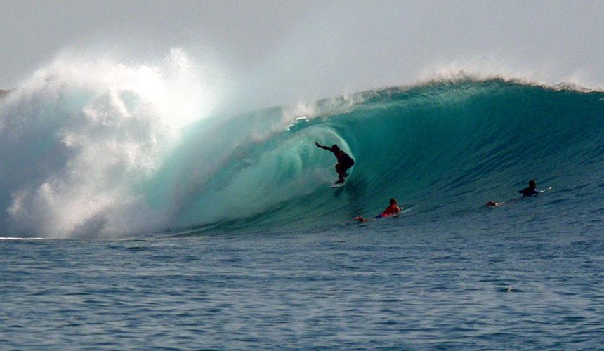 Ekas Surf Camp