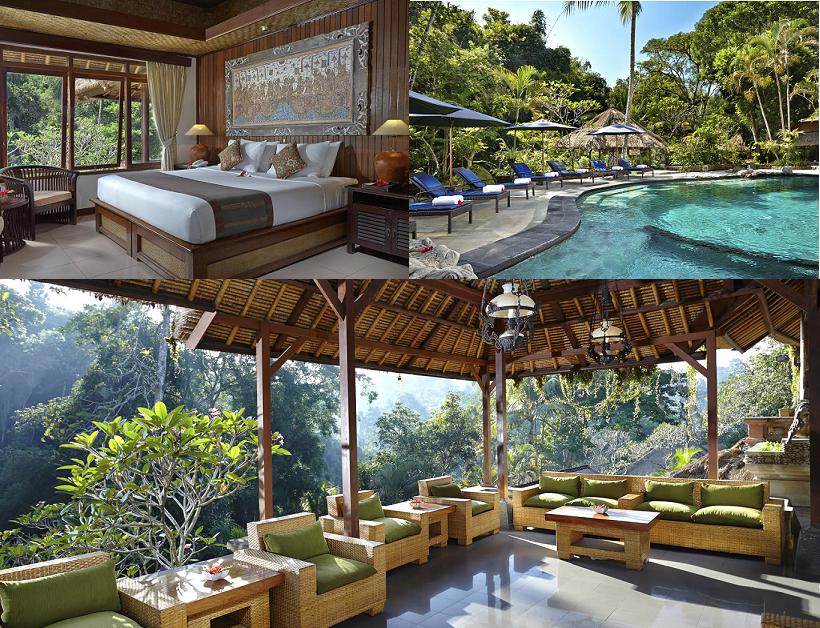 Ubud - Tjampuhan Spa & Resort