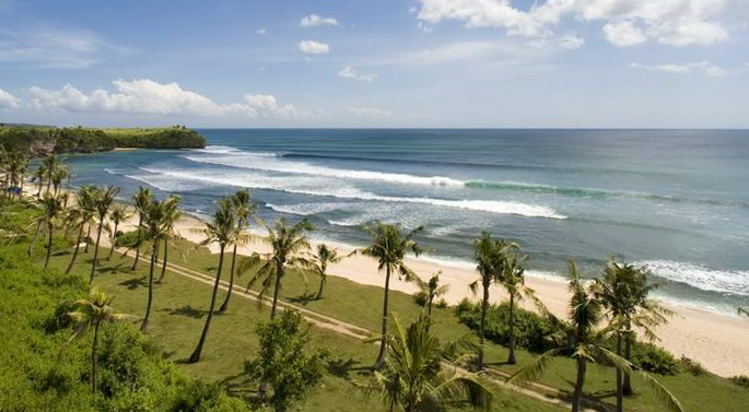 Balangan Beach - La Joya
