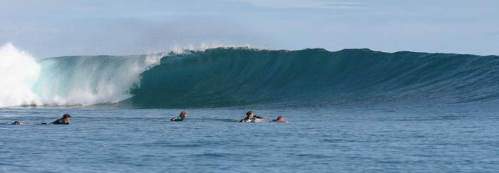 Tonga - Ha'atafau Beach Resort